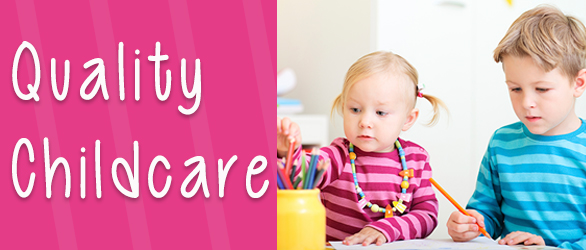 Great Start to Quality helps parent find quality childcare