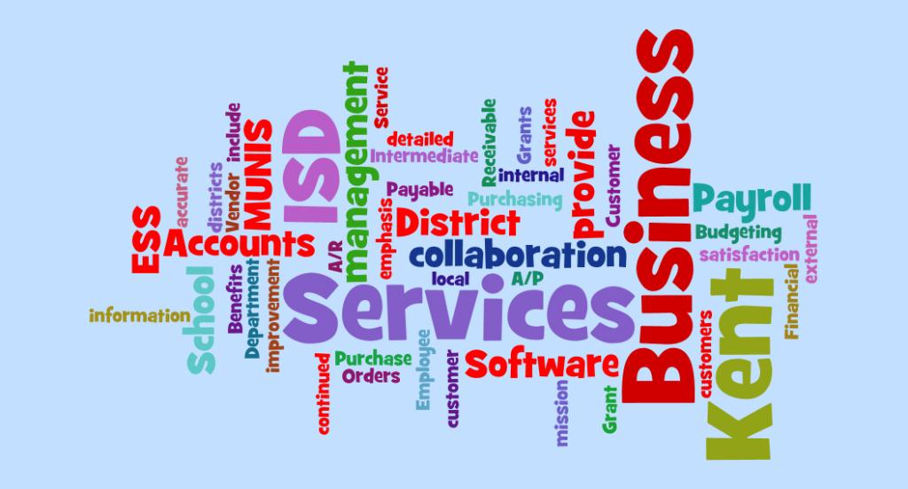 business office word cloud