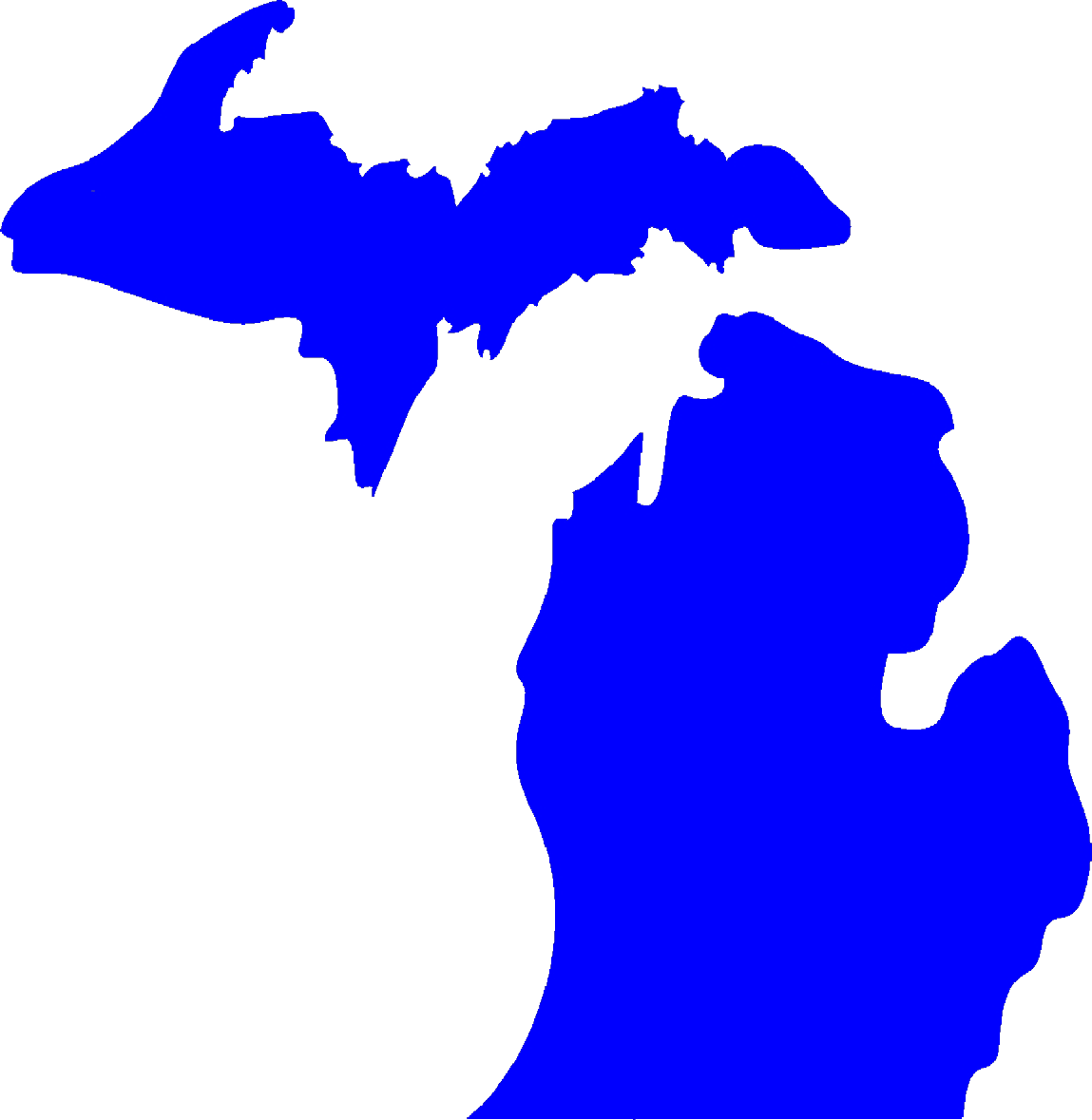 Image of the State of Michigan