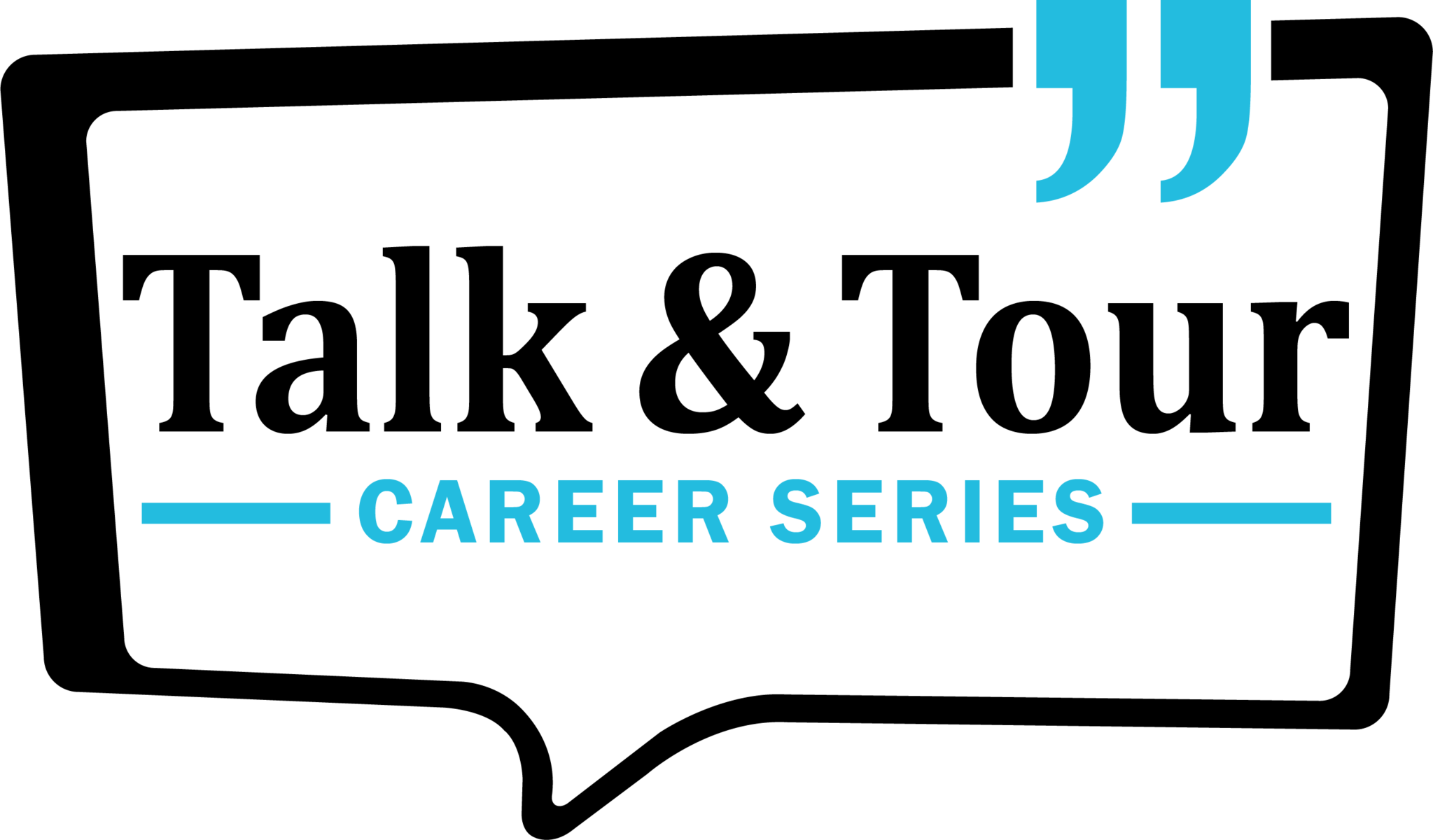 Talk and Tour Career Series graphic
