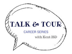 Talk and Tour logo