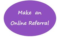 online referral bubble