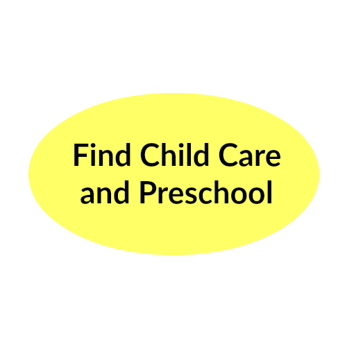 child care button