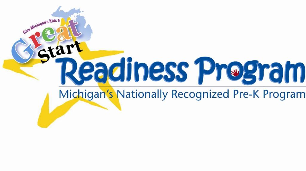Great Start Readiness Program Page Link