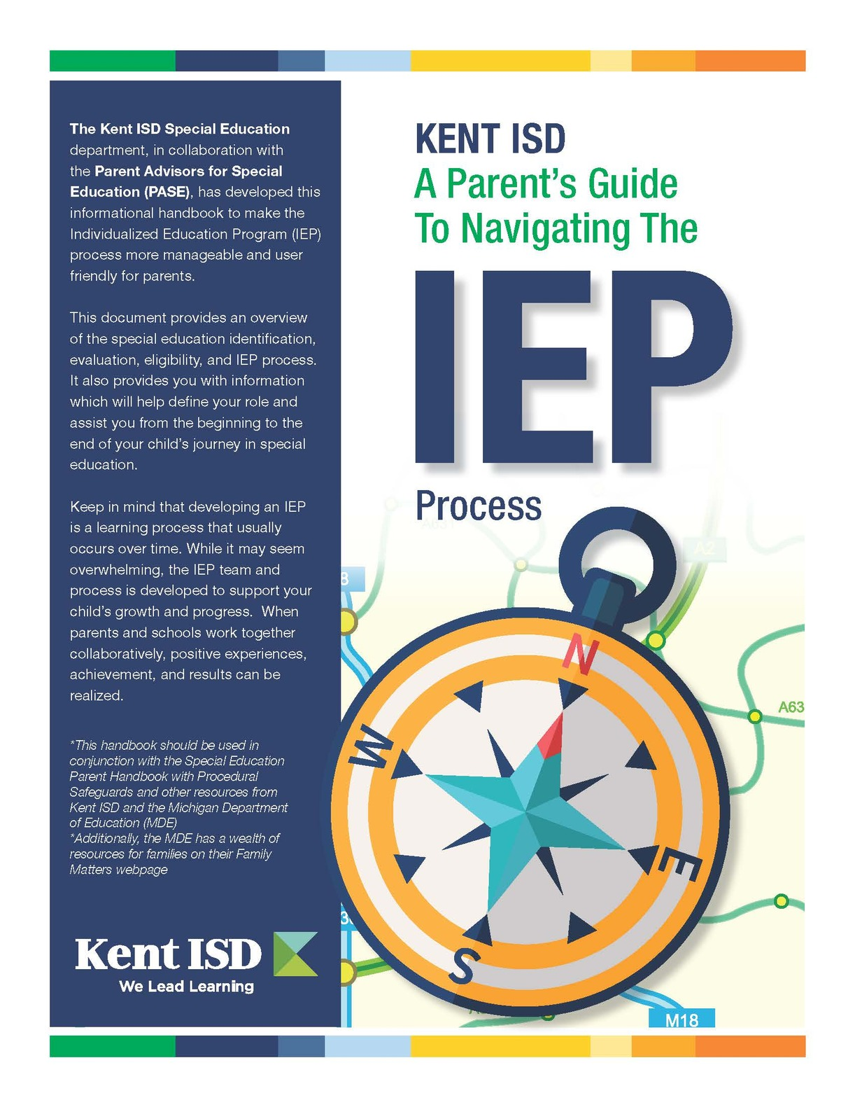 Snapshot of Parent Guide Cover
