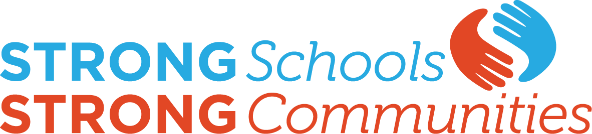 Strong School Strong Communities logo