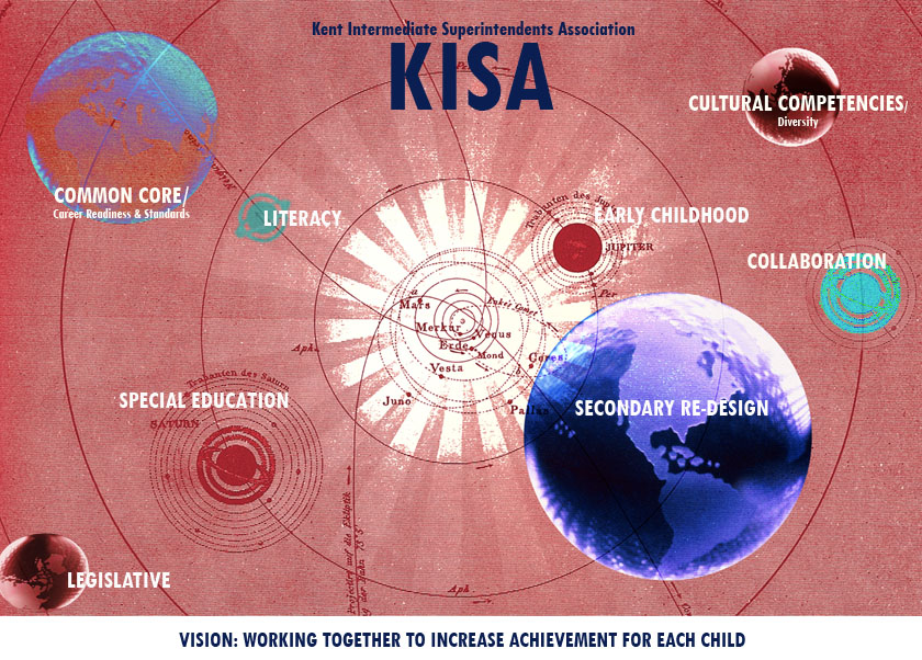 KISA portal graphic